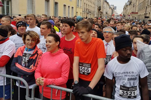 4000 personnes au départ du 10km.