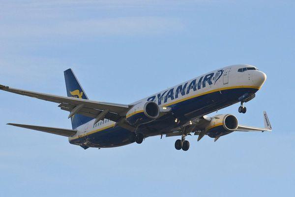 ILLUSTRATION - Boeing 737-800 de la compagnie Ryanair