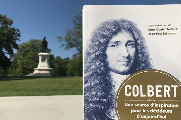 """Sorti au mois de février 2020, le livre """"Colbert. Une source d'inspiration pour les décideurs d'aujourd'hui"""", fait le lien entre les actions de l'homme d'Etat né à Reims et le monde d'aujourd'hui"""
