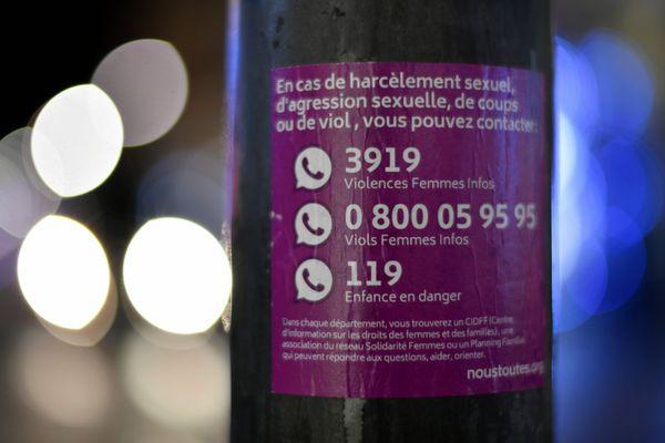 Image d'illustration. Pauline a déposé plus de vingt plaintes et mains courantes au commissariat de Calais depuis deux ans.