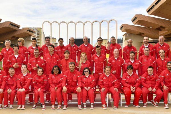 Les sportifs monégasques en partance pour les Special Olympics 2019