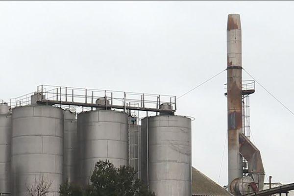 Sur le site de la distillerie, la construction d'une station de traitement des effluents vinicoles est dans les tuyaux.