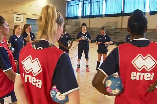 Reprise effective pour les joueuses du JDA Dijon Handball