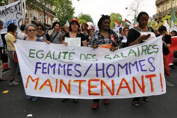 En Occitanie les inégalités salariales entre les femmes et les hommes sont de 18% selon l'INSEE - novembre 2019