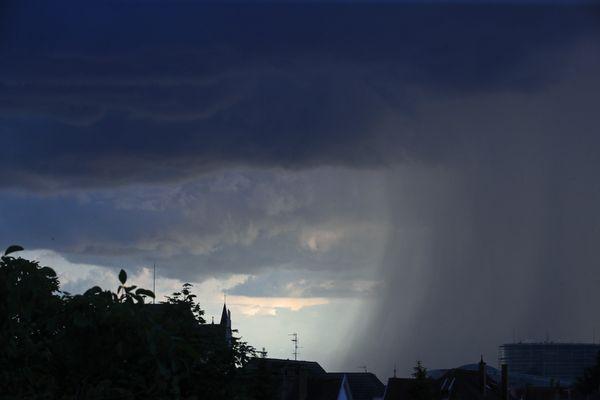 Image d'illustration d'un orage