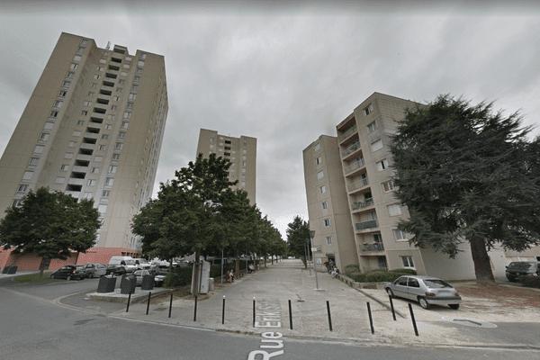 Les coups de feu ont été tirés dans ce quartier de Tarbes (Hautes-Pyrénées), la cité Solazur