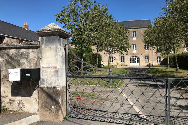 Le site de la colonie de vacances à Campbon en Loire-Atlantique, le 4 septembre 2020