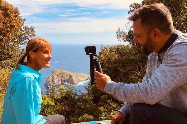 Quatrième numéro de Chroniques Méditerranéennes avec Nathalie Simon au Parc national de Port-Cros