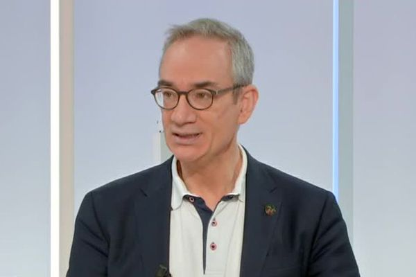 Manuel Picaud, président des Gay Games 2018.