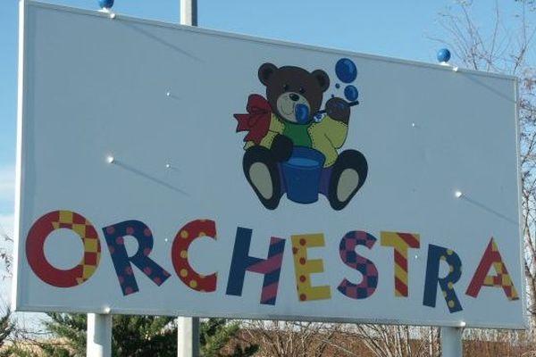Le siège d'Orchestra est à Saint-Aunès près de Montpellier.