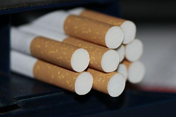 Un important trafic de cigarettes a été démantelé entre la France et la Belgique (Illustration)