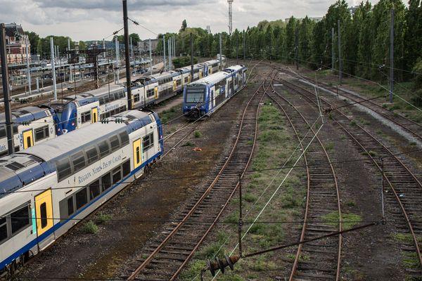 "La circulation des trains sera ""très perturbée"" ce mardi 8 mai"
