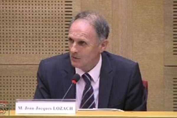 Jean-Jacques Lozach, sénateur PS de la Creuse, rapporteur sur la lutte antidopage
