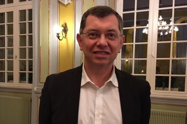 Jean-Paul Vermot élu au premier tour des municipales à Morlaix