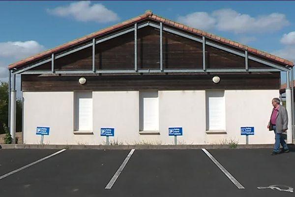 Aucun médecin ne s'est installé à la maison de santé d'Aulnay-de-Saintonge.