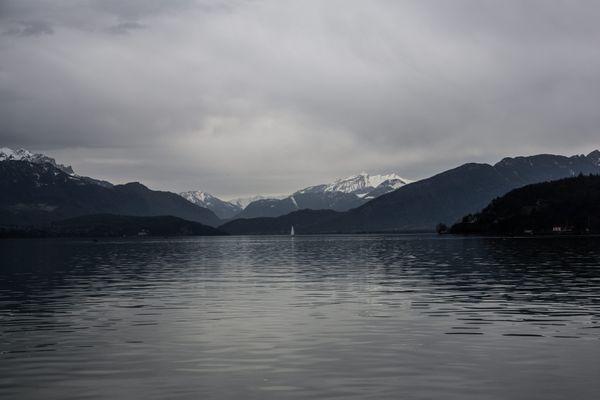 L'Isère, la Savoie et la Haute-Savoie sont placées en vigilance orange pluie et inondations ce samedi 7 août 2021.