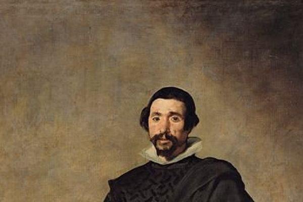 Portrait de Pablo de Valladolid vers 1635 huile sur toile, 209 x 125 cm