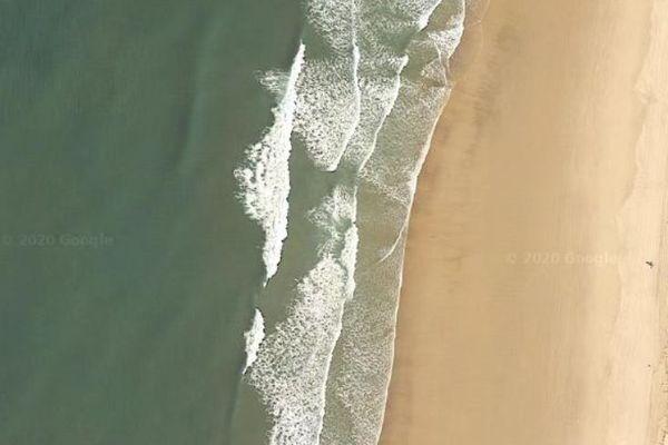 Le corps de l'adolescent a été retrouvé au nord de la plage centrale de Carcans, à quelques kilomètres du lieu de sa disparition