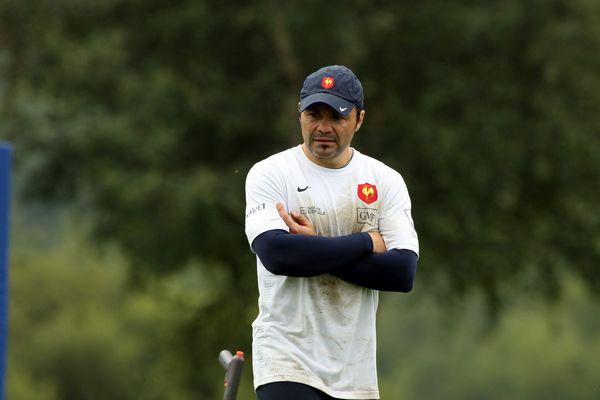 Laurent Arbo, préparateur physique du XV de France à l'occasion de la Coupe du Monde 2011, rejoint l'USAP.