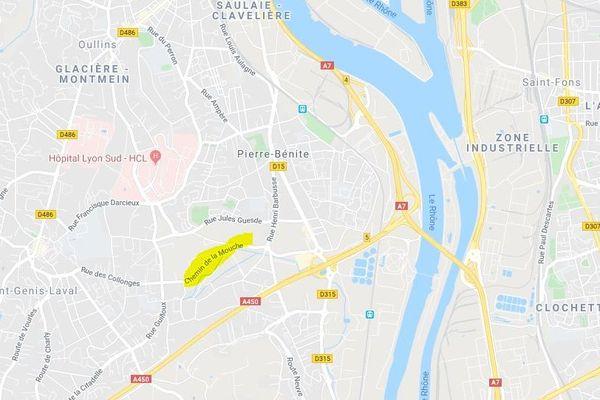 Quartier de la mouche - Irigny / Métropole de Lyon