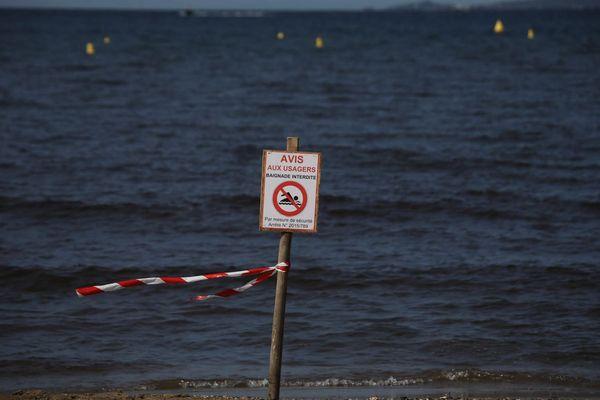 La baignade est temporairement interdite sur le site de Ficaghjola. Le maire de Bastia a pris un arrêté en ce sens ce jeudi 20 juin.