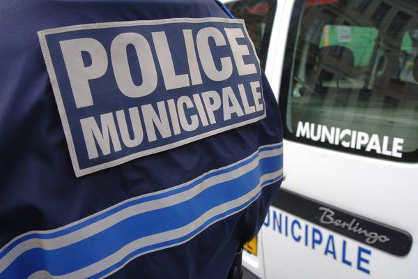 La police est intervenue après la tentative de vol dans une boutique de téléphonie à Strasbourg le 5 novembre.