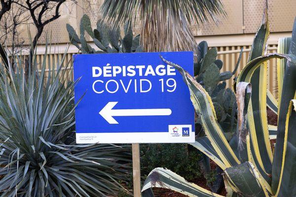 37% des Covid actuellement dépistés en Occitanie sont dûs au variant britannique.