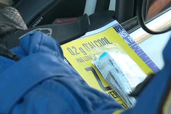 30/12/16 - Sécurité routière : opération de prévention avant le réveillon