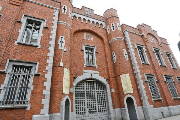La prison de Louvain fait partie des bâtiments dont les plans ont fuité sur internet.