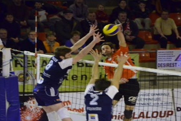 Le Bouc volley