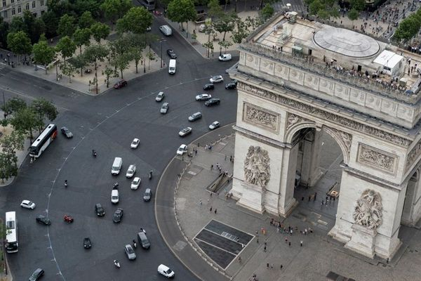 Selon le Centre des monuments nationaux (CMN), l'Arc de triomphe est le monument parisien qui a été le plus visité en 2019.