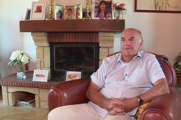 Jean-Bernard Arruebo a perdu sa fille Anne-Laure lors de attentats du 13 novembre 2015 à Paris.