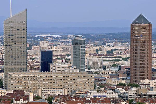 Un colis suspect a été neutralisé dans le quartier de Lyon Part-Dieu le jeudi 20 septembre 2018.