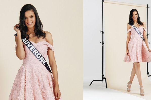 Meïssa Ameur représentera l'Auvergne au concours Miss France qui se déroulera à Marseille le samedi 14 décembre.