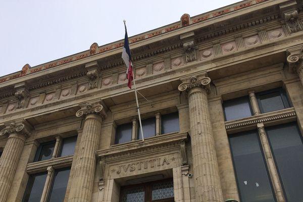 Le palais de justice du Havre