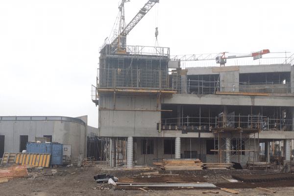 Il faudra encore faire preuve d'un peu de patience, mais d'ici fin 2018, la friche industrielle des Docks de Blois, à Vichy, fera bel et bien place à un tout nouveau quartier.