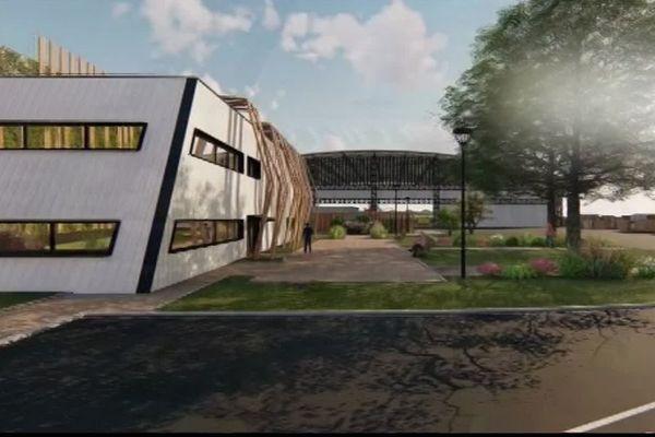 L'aéroport d'Albert-Picardie pourrait accueillir plusieurs entreprises d'ici cinq ans, redynamisant ainsi le bassin d'emploi de la commune de la Somme et de ses environs.