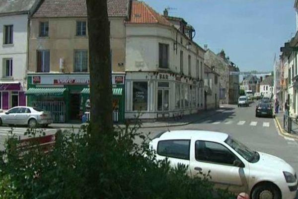 La commune de Neuilly-Saint-Front dans l'Aisne