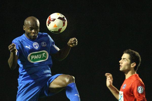 Match amical à 18h30 ce soir entre les Girondins et les Chamois