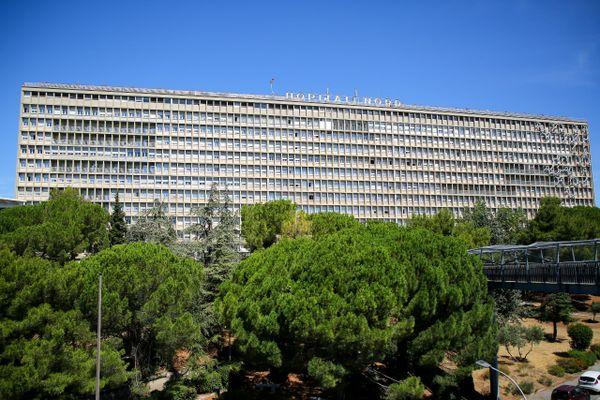 Les 15 et 16e arrondissement de Marseille, au nord de la ville, sont ceux qui ont le plus d'habitants hospitalisés et en réanimation