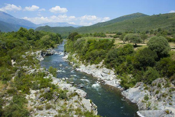 La question de l'avenir du fleuve Tavignanu a été au cœur d'une conférence de presse au congrès mondial de la nature, à Marseille, ce jeudi 9 septembre.