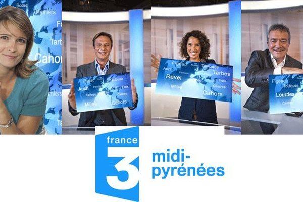 Julie Valin, Pierjean Frison, Marie-Sophie Lacarrau et Pierre Nicolas