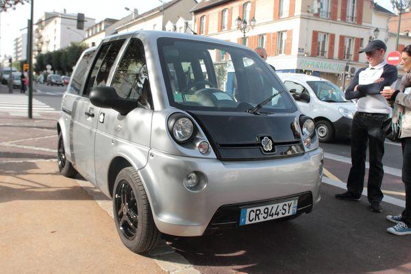 La Mia Electric, un véhicule 100% électrique