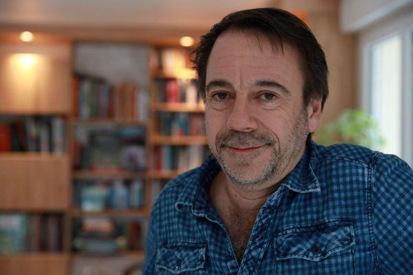 """Michel Bussi a situé une partie de l'intrigue de son roman """"Rien ne t'efface"""" en Auvergne."""