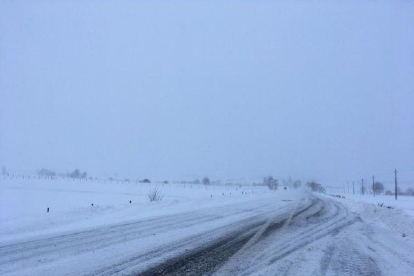 Les routes d'Auvergne sont difficiles d'accès en raison de la neige ce lundi 28 décembre.