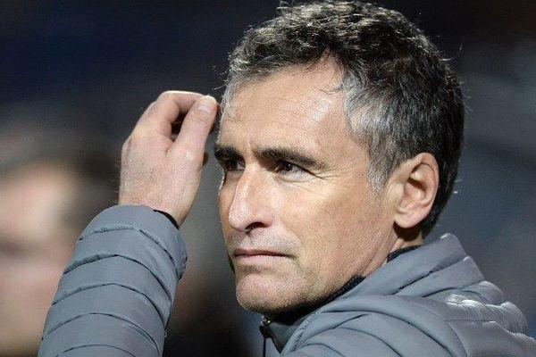 Olivier Dall'Oglio, entraîneur du Dijon FCO