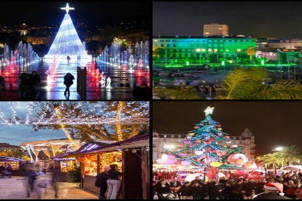 De Nice à Toulon, tout sur les festivités de Noël.
