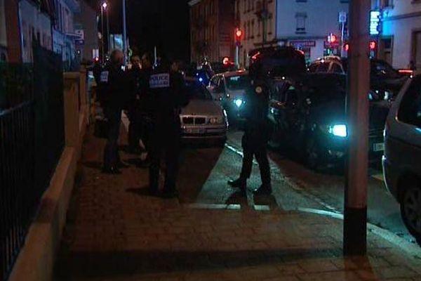 Operations Antiterroristes Au Moins Trois Perquisitions A Strasbourg Et Vendenheim