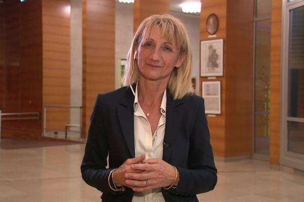 Marie-Pierre Mouton, présidente sortante LR de la Drôme, sera la seule femme à présider un département en Rhône-Alpes
