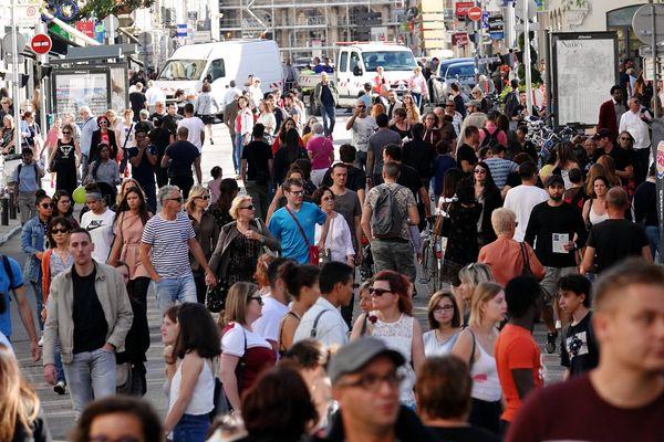 Selon les chiffres de l'Insee, la croissance de la population dans le Grand Est est au ralenti et les communes peu denses gagnent en habitants.